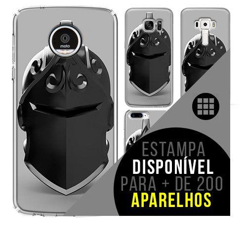 Capa de celular - FORTNITE Cavaleiro-Negro- [disponível para + de 200 aparelhos]