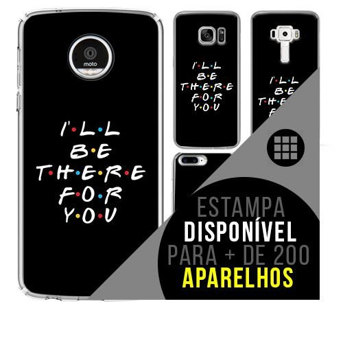 Capa de celular -  FRIENDS 6 [disponível para + de 200 aparelhos]