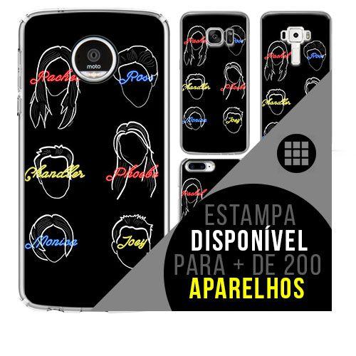 Capa de celular -  FRIENDS 9 [disponível para + de 200 aparelhos]
