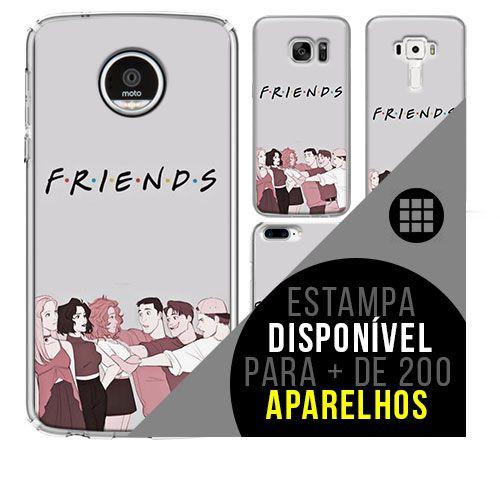 Capa de celular -  FRIENDS 17 [disponível para + de 200 aparelhos]