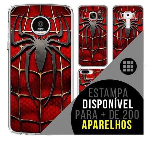Capa de celular - Homem Spider [disponível para + de 200 aparelhos]