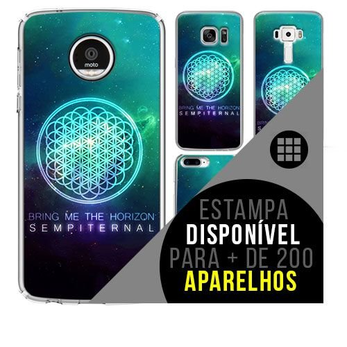 Capa de celular - Bring Me The Horizon 5 [disponível 5 para + de 200 aparelhos]