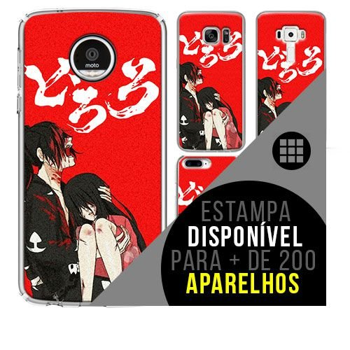 Capa de celular - Dororo [disponível para + de 200 aparelhos]
