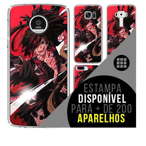 Capa de celular - Anime Dororo 2 [disponível para + de 200 aparelhos]