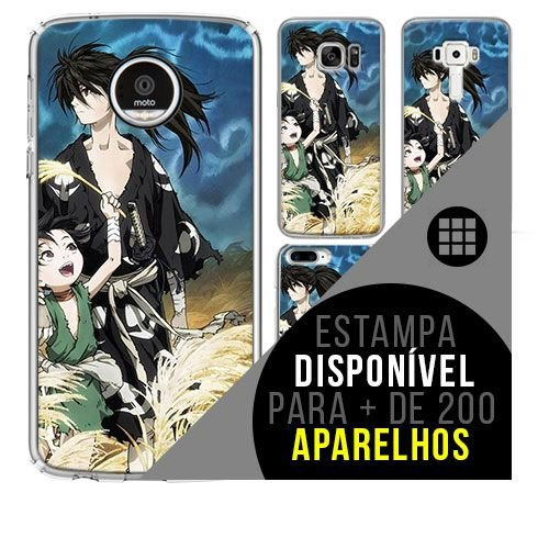Capa de celular - Anime Dororo 5 [disponível para + de 200 aparelhos]