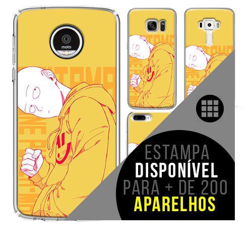 Capa de celular - One Punch-Man 8 [disponível para + de 200 aparelhos]