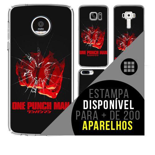 Capa de celular - One Punch-Man 6 [disponível para + de 200 aparelhos]