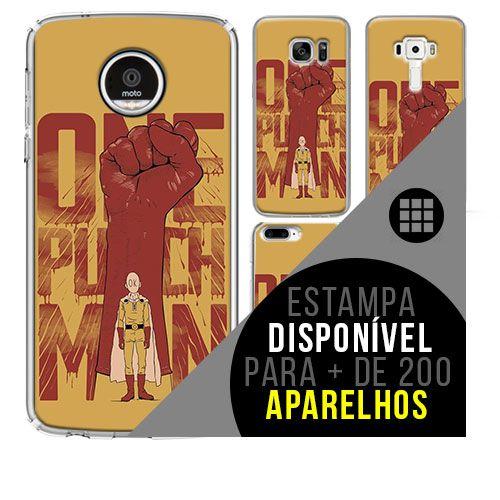 Capa de celular - One Punch-Man 4 [disponível para + de 200 aparelhos]