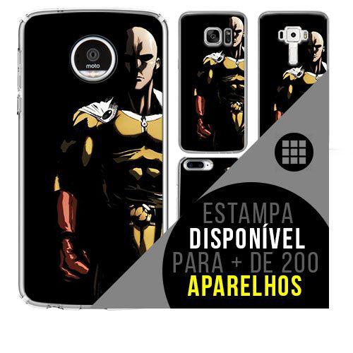 Capa de celular - One Punch-Man 3 [disponível para + de 200 aparelhos]