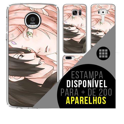 Capa de celular - NARUTO Sakura [disponível para + de 200 aparelhos]