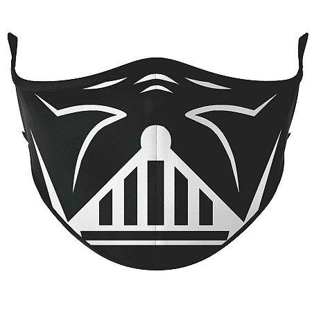 Máscara de tecido / Pano Dart - Boca Personalizada