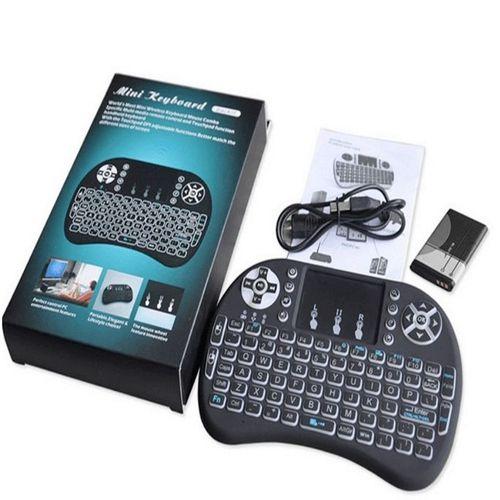 Mini teclado sem fio keyboard