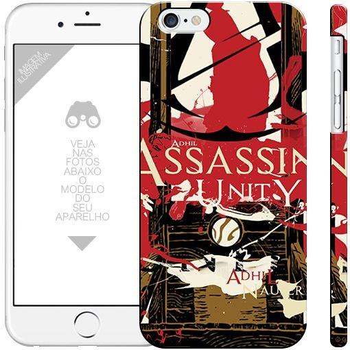 ASSASSIN'S CREED 4 - games|apple - motorola - samsung - sony - asus - lg |capa de celular