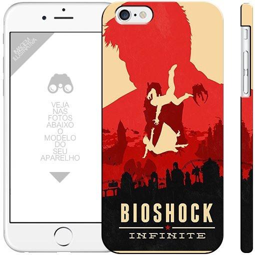 BIOSHOCK - coleção games |apple - motorola - samsung - sony - asus - lg |capa de celular
