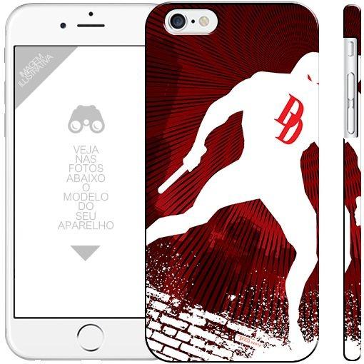 DEMOLIDOR - heróis  0 4 | apple - motorola - samsung - sony - asus - lg | capa de celular