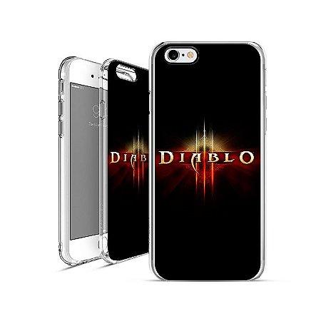 DIABLO - coleção games 0 1|apple - motorola - samsung - sony - asus - lg |capa de celular