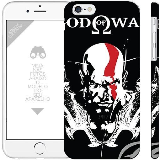 GOD OF WAR - games 0 0 0 2|apple - motorola - samsung - sony - asus - lg |capa de celular