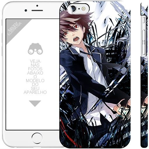 GUILTY GEAR anime 0 0 1 | apple - motorola - samsung - sony - asus - lg | capa de celular