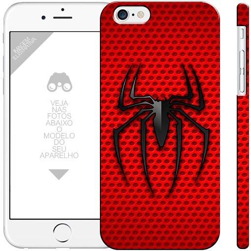 HOMEM ARANHA  - heróis 1| apple - motorola - samsung - sony - asus - lg | capa de celular