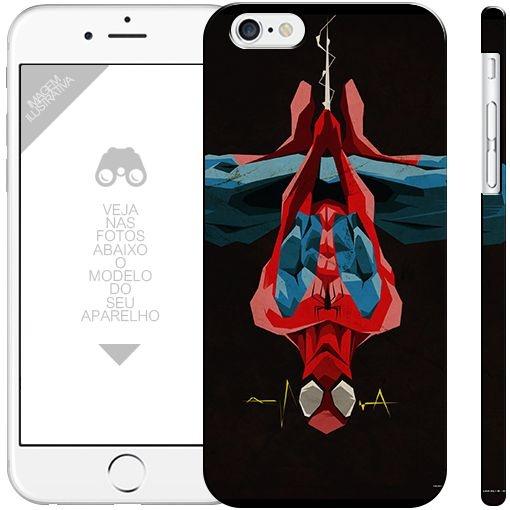 HOMEM ARANHA  - heróis 9| apple - motorola - samsung - sony - asus - lg | capa de celular