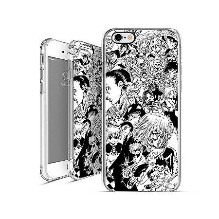 HUNTER X HUNTER  anime 5 |apple - motorola - samsung - sony - asus - lg | capa de celular