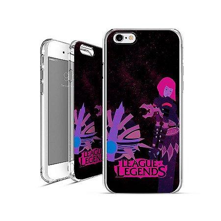 LEAGUE OF LEGENDS - Orianna|apple - motorola - samsung - sony - asus - lg|capa de celular
