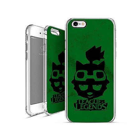 LEAGUE OF LEGENDS -  Teemo |apple - motorola - samsung - sony - asus- lg|capa de celular