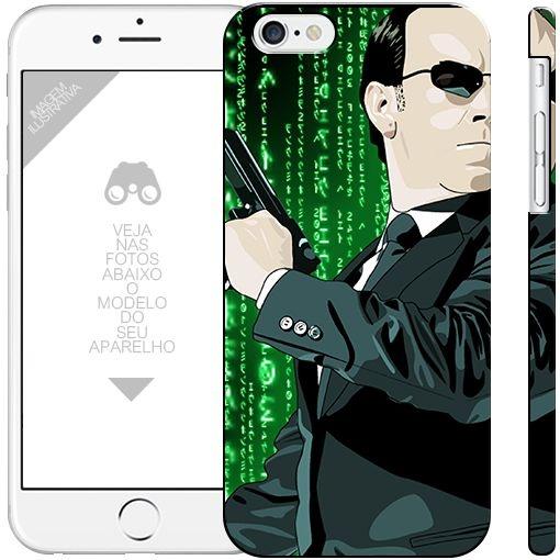 MATRIX - coleção filmes | apple - motorola - samsung - sony - asus - lg | capa de celular