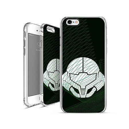 METROID - coleção games 1  apple - motorola - samsung - sony - asus - lg  capa de celular