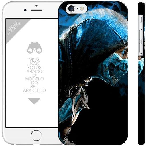 MORTAL KOMBAT - games 0 6 |apple - motorola - samsung - sony - asus - lg |capa de celular