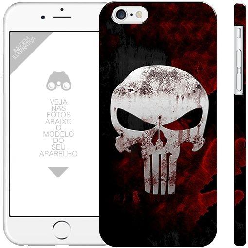 O JUSTICEIRO - heróis - 2| apple - motorola - samsung - sony - asus - lg |capa de celular