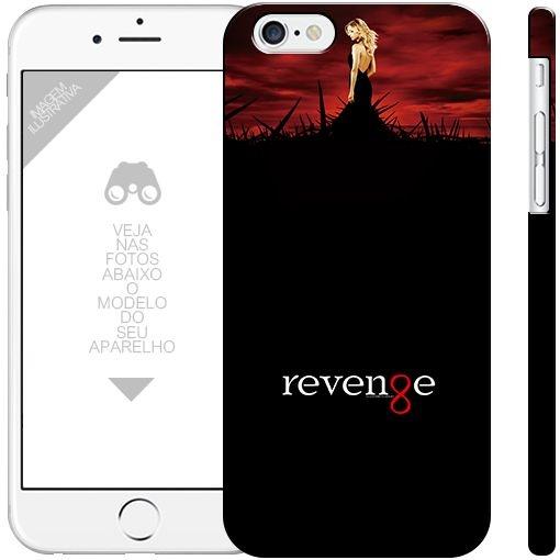 REVENGE (coleção séries)  apple - motorola - samsung - sony - asus - lg   capa de celular