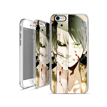 SHINGEKI NO KYOJIN  0 2   apple - motorola - samsung - sony - asus - lg   capa de celular