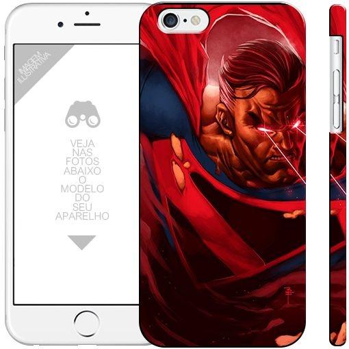 SUPERMAN - heróis - 2 | apple - motorola -  samsung -  sony - asus - lg | capa de celular