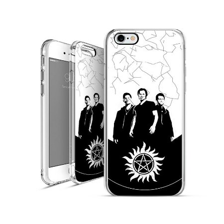 SUPERNATURAL (séries)    apple - motorola - samsung - sony - asus - lg   capa de celular