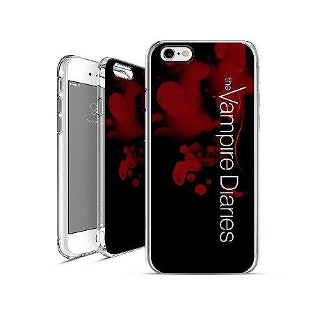 THE VAMPIRE DIARIES  -   apple - motorola  - samsung - sony - asus - lg   capa de celular