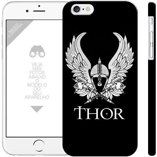 THOR - heróis  - 2  -   apple - motorola - samsung -  sony - asus  - lg   capa de celular