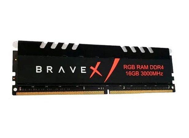 Memoria Desktop 16gb DDR4 3000mhz Winmemory Bravex