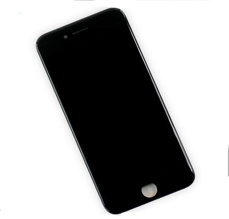 Display Iphone 7 Preto (troca de vidro, display original)