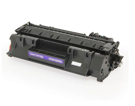 Cartucho De Toner Compativel com Hp CE 505A/CF280A 2,7K
