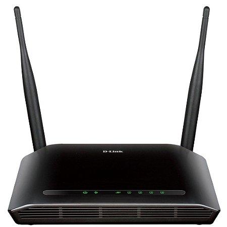 Roteador Wireless 300Mbs DIR615 - Dlink
