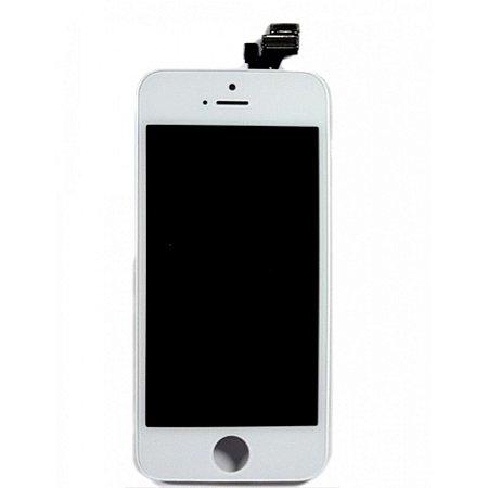 Display Iphone 5S Branco (troca de vidro, display original)