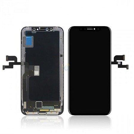 Display Iphone XS Max Preto (troca de vidro, display original)