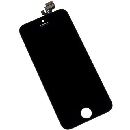 Display Iphone 5S Preto (troca de vidro, display original)