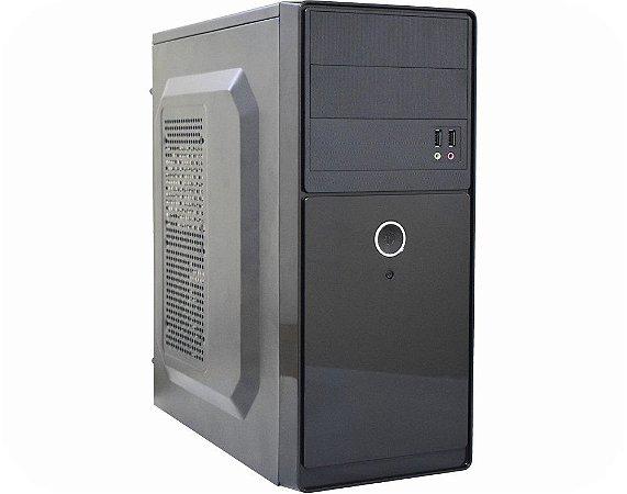 Gabinete Desktop GX23R9 2 Baias Preto KMEX