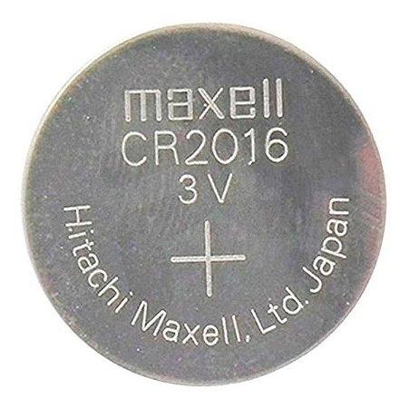 Pilha Bateria CR2016 3V Elgin