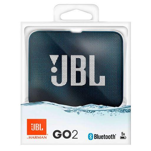 Caixa de Som GO2 IPX7 Navy JBL