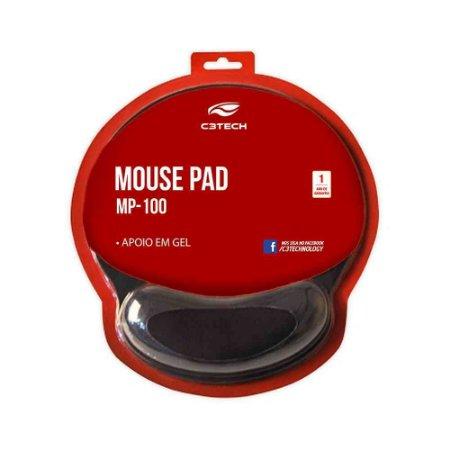 Mouse Pad Base Gel MP100 C3tech