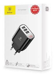Carregador Celular USB  Mirror Lake CCALL-BH01 Baseus