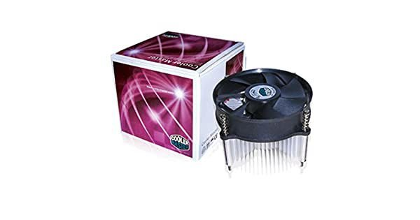 Cooler para Processador DP69EDSA0LGP LGA 1156 1155 1150 - Master